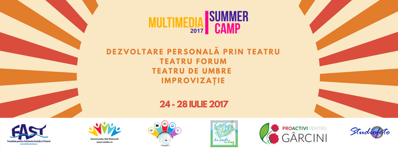 Multimedia Summer Camp BANNER 2017 2